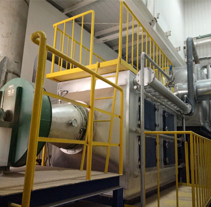 熔铝炉乐动体育官网入口回收器