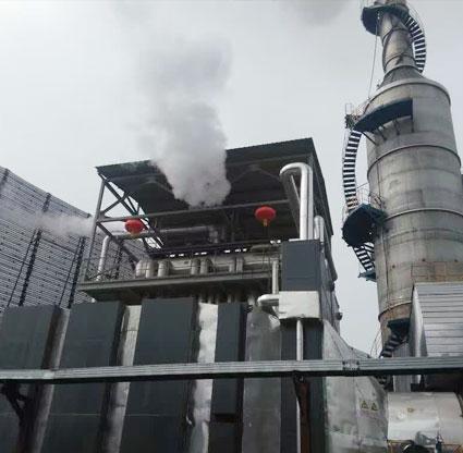 焦化烟气回收热管乐动体育官网入口锅炉