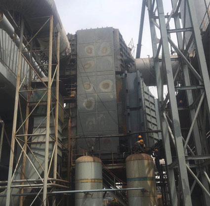钢铁厂乐动体育官网入口回收