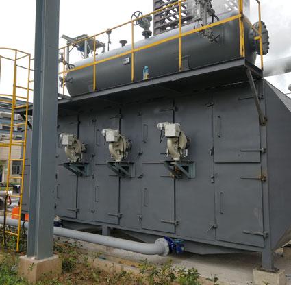 玻璃烟气回收热管乐动体育官网入口锅炉